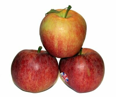 6 UK Apples