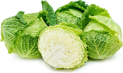 1 Savoy Cabbage