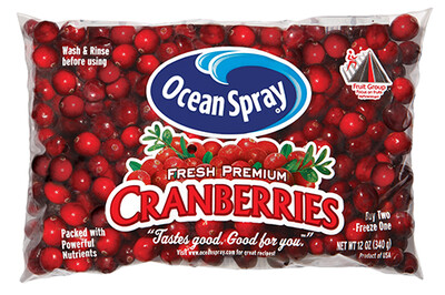 1 Pack Cranberry
