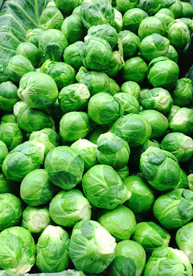 500g Brussel Sprouts