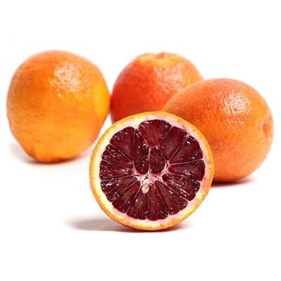4 Blood Oranges