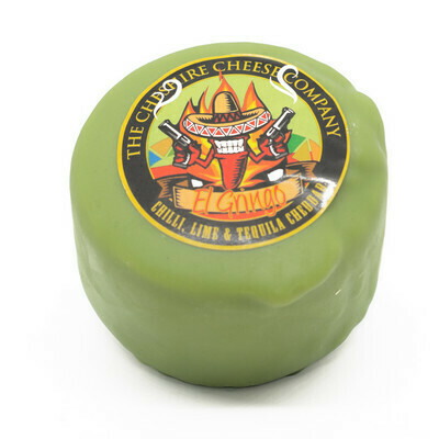 200g El Gringo Chilli, Lime & Tequila Cheese