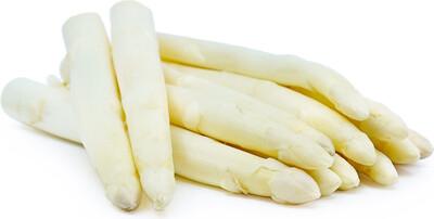 1 White Asparagus