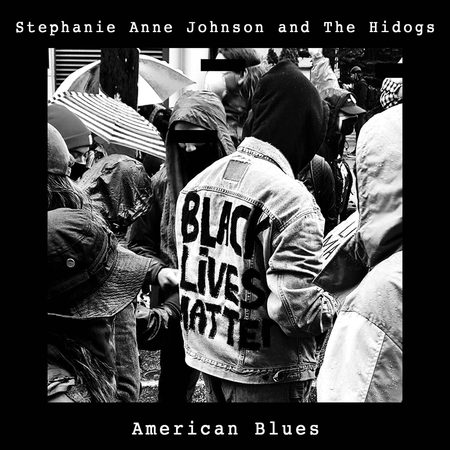 American Blues By Stephanie Anne Johnson and The Hidogs - Digital Download
