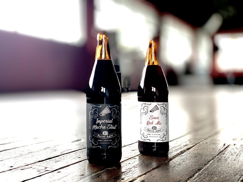 Soapbox 2nd Birthday (Barrel Aged) Beers - 6 Pack