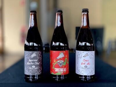 Soapbox Barrel Aged Beers - 6 Pack