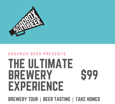 Ultimate Brewery Experience