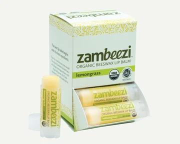 Zambeezi Lemongrass Lip Balm