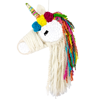 Unicorn Dreamcatcher DZI401026