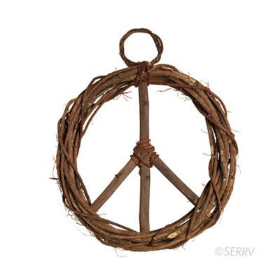 Peace Wreath 74179