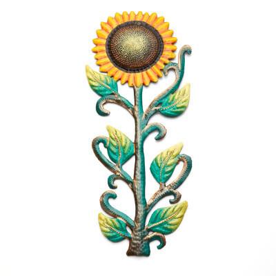 Sunflower Wall