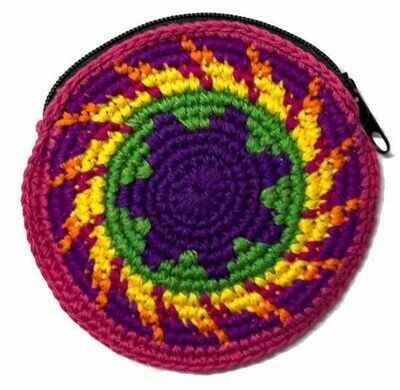 Guatemalan Round Zip BC07004