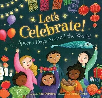 Let's Celebrate! Paperback