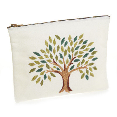 Tree of Life Zipper Pouch 32473