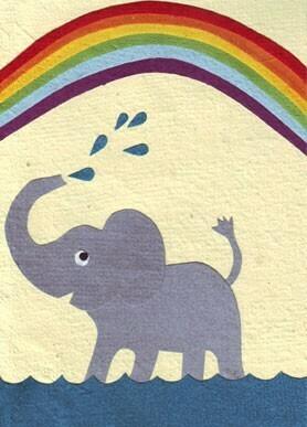 Delightful Dumbo 01043