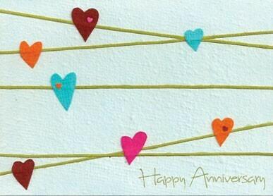 Anniversary Hearts 03025