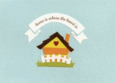 Hearty Home Greeting Card