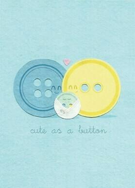 Cute as a Button 03038