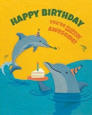 Flippin Dolphin Birthday 22092