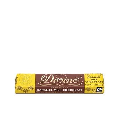 Milk Caramel Snack Size Chocolate Bar