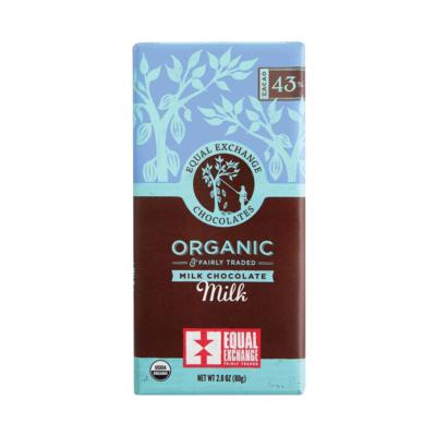 Organic Milk Chocolate 18300