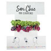 Mini Sari Scrunchies Set ac988