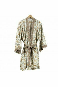 Flowering Vines Robe 6846100