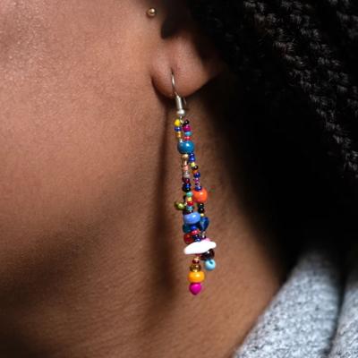 Gumball Earrings