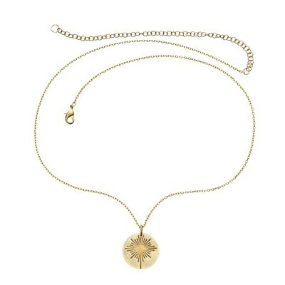 Bombshell Star Necklace