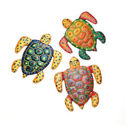 Colorful Sea Turtle 31203 Haiti