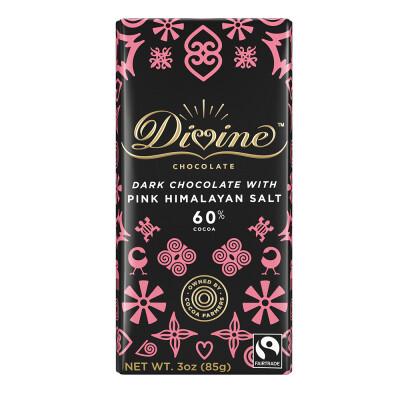 Dark Chocolate Pink Himalayan Salt 23210
