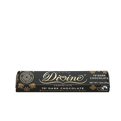 70% Dark Chocolate Snack Bar