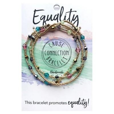 Equality Cause Bracelet