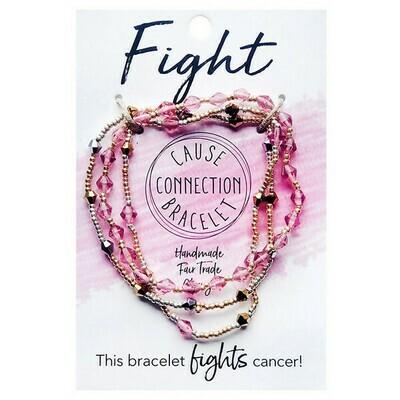Fight Cause Bracelet