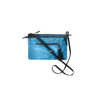 Teal Nearby Bag