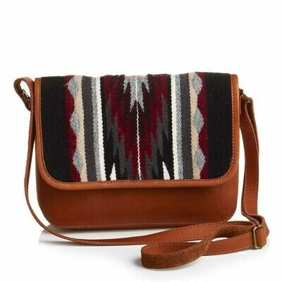 Highland Crossbody Saddle Bag 18201