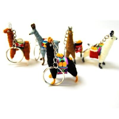 Llama Keychain 34450