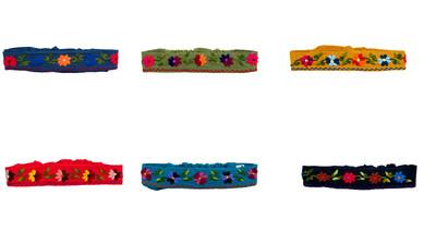 Floral Headwrap Headband