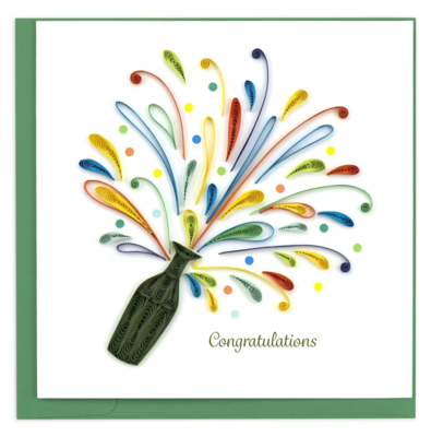 Celebration Quilling Card