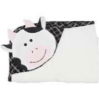 Cow Hooded Towel