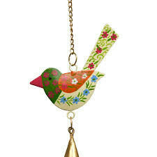 Blossom Bird Chime India 94163