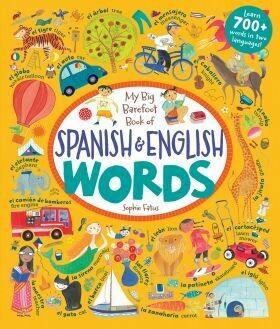 Barefoot Book of Spanish & English Words