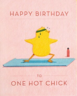 Hot Chick Bday 22049