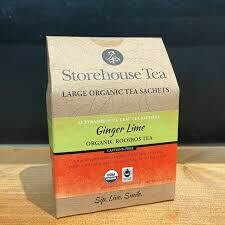 Zesty Ginger Lime Rooibos