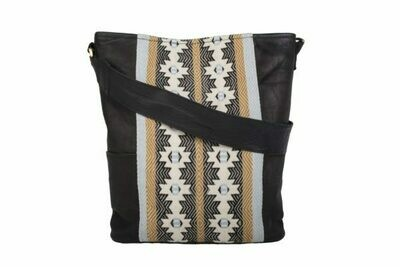 Black Inti Shoulder Bag