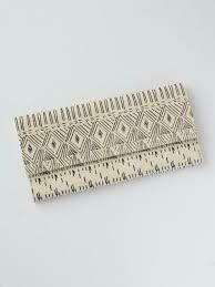 Diamond Clutch Wallet