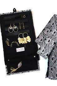 Matchstick Jewelry Roll 3806