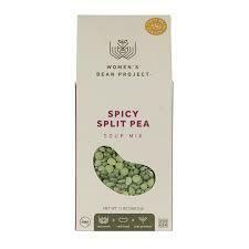 Spicy Split Pea Soup Mix