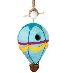 Hot Air Balloon Birdhouse
