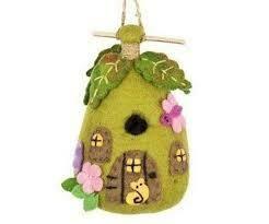 Fairy House Birdhouse